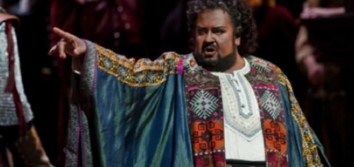 Johan Botha Opera Singer