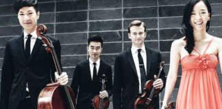 Rolston String Quartet Banff
