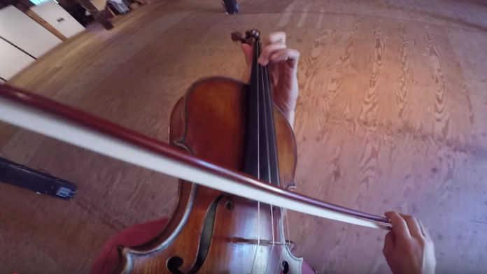 Paganini POV