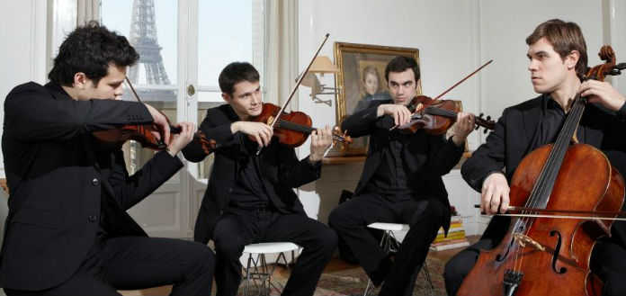 modigliani-string-quartet