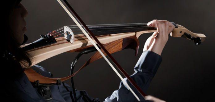 New Yamaha Electric Violin Wins Prestigious Japanese