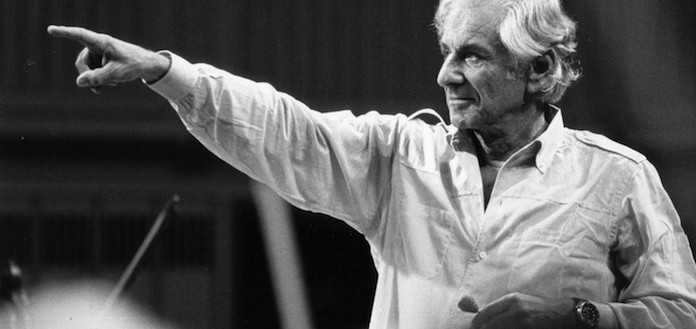 Leonard Bernstein Death