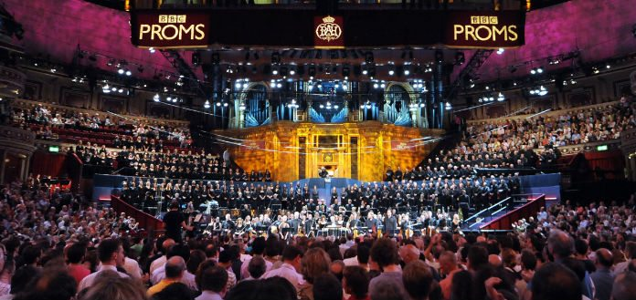 The bbc proms 2019