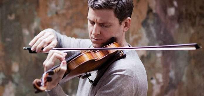 James Ehnes Violinist Cover