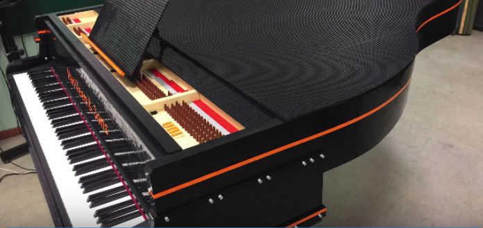LEGO Grand Piano