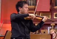 Luke Hsu Wieniawski