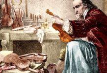 Antonio Stradivari Death