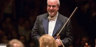 Glenn Dicterow Violinist