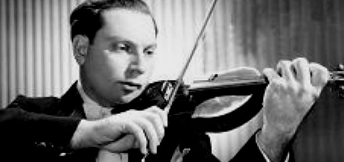 NEW TO YOUTUBE | Isaac Stern - Dvorak Violin Concerto, Live