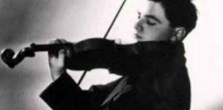 Josef Hassid Violinist Cover
