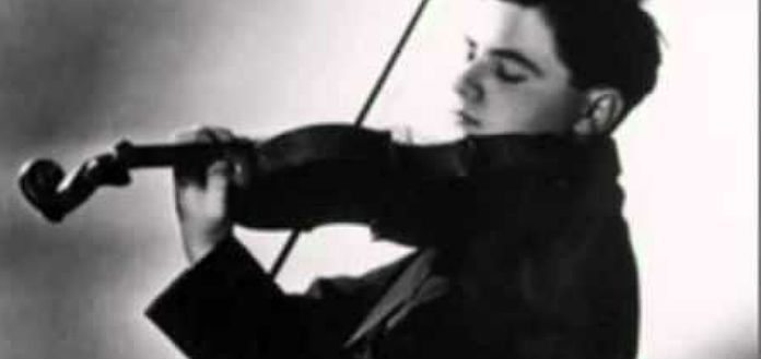 Josef Hassid Violinist Cover