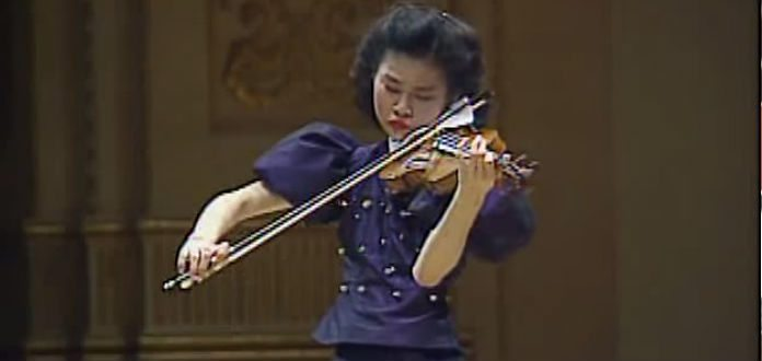 Throwback Thursday Midori 1991 Carnegie Hall Debut 19 Years Old Wow