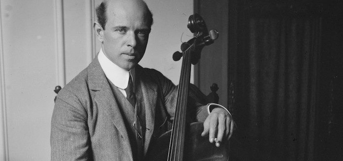 pablo casals internationally renowned cellist essay