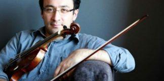 Riccardo Minasi Conductor Violinist Cover