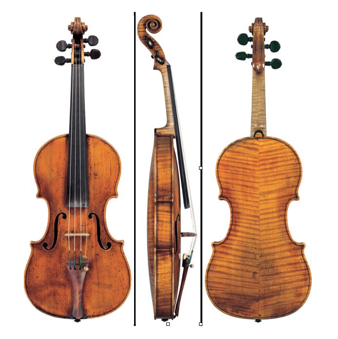 Guadagnini Stolen Violin