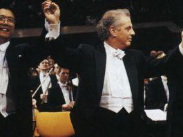 Yo Yo Ma Daniel Barenboim Itzhak Perlman