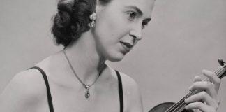 Betty-Jean Hagen Violinist