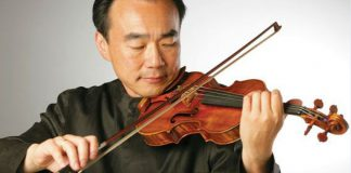 Cho Liang Lin Violinist