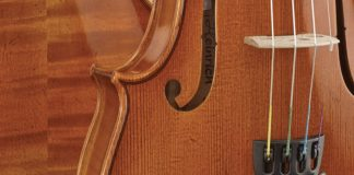 Heinrich Gill Violin Stolen Cover