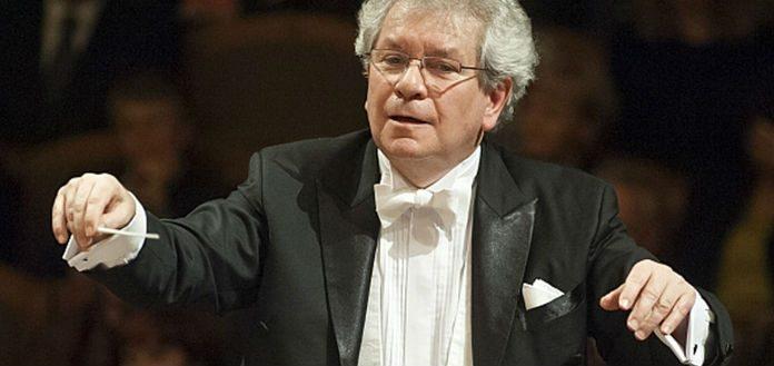 Jiri Belohlavek Conductor Czech Philharmonic