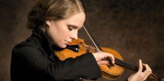 Juiia Fischer Violin