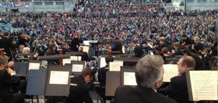 London Orchestras Work Hard