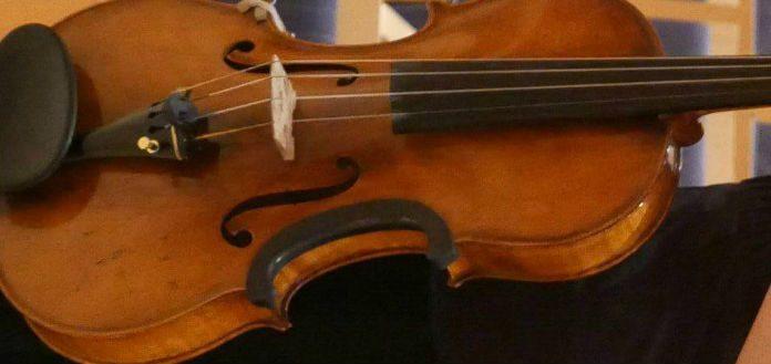 Luc Deneys Violin Stolen Madrid