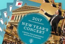 New Years Concert Sony Classical Gustavo Dudamel