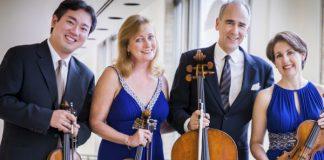 New York Philharmonic String Quartet Cover