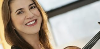 Nadja Salerno-Sonnenberg Birthday