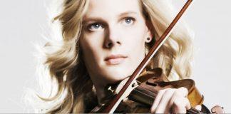 Simone Lamsma Violinist Solea Management