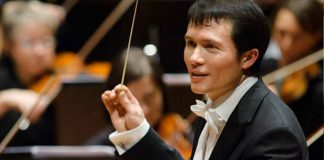 Stanley Dodds Dorn Music Violin Conductor