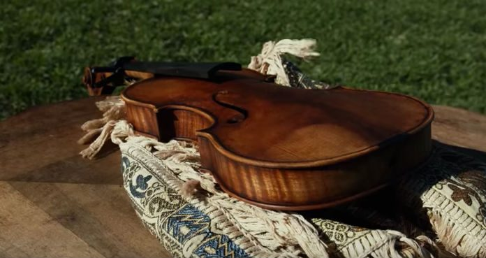 Strad Style Documentary Cover