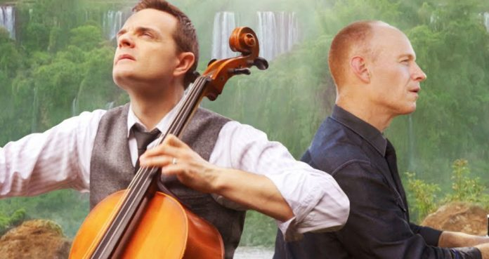 The Piano Guys Trump Inauguration