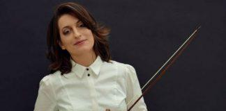Violinist Elisa Cittern Tafelmusik Baroque Violin