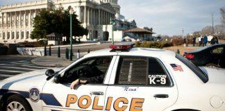 Washington Police Violin Case