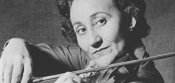 erika moroni violinist