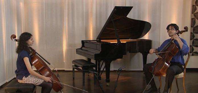 VC MASTERCLASS | Cello Pedagogue Amit Peled - Bach 'Cello ...