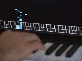 Artificial Piano Player