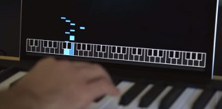 Artificial Piano Player