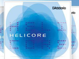 DAddario Helicore Violin Strings Cover