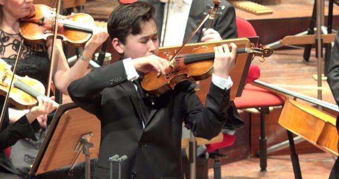 Daniel Lozakovich Bruch