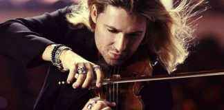 David Garrett Violin Violinist