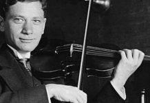 Efrem Zimbalist Violin