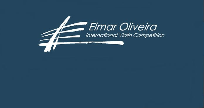 Elmar Oliveira International Violin Competition Cover 4