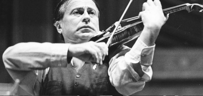 NEW TO YOUTUBE | Violinist Henryk Szeryng - Mozart Violin Concerto
