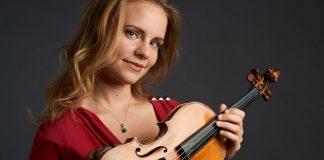 Juilia Fischer Violin Daddario Cover