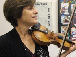 Miriam Fried Violin Violinist