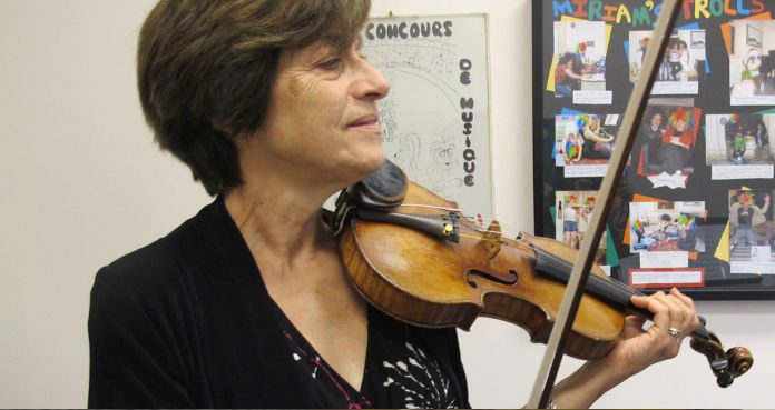 Miriam Fried Violin Violinist