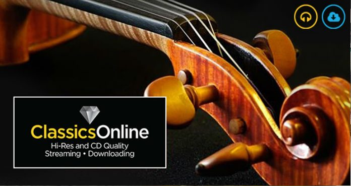 Naxos Classics Online Streaming Service Closed